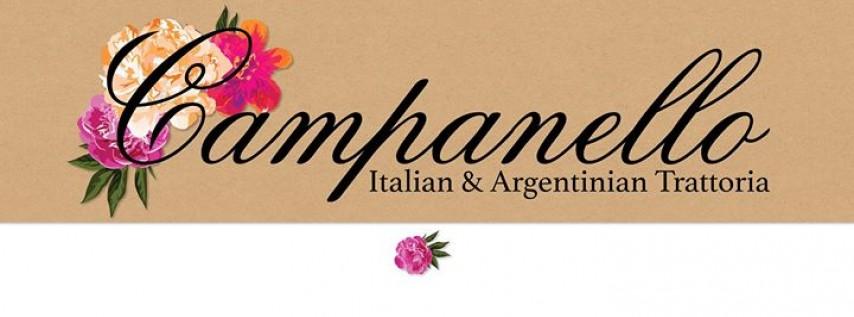Campanello Trattoria & Pizza. Argentine & Italian Cuisine