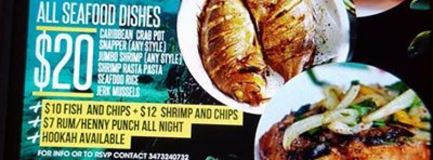Fish Eye Bar & Grill