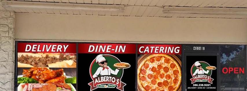 Alberto's Pizza Shop