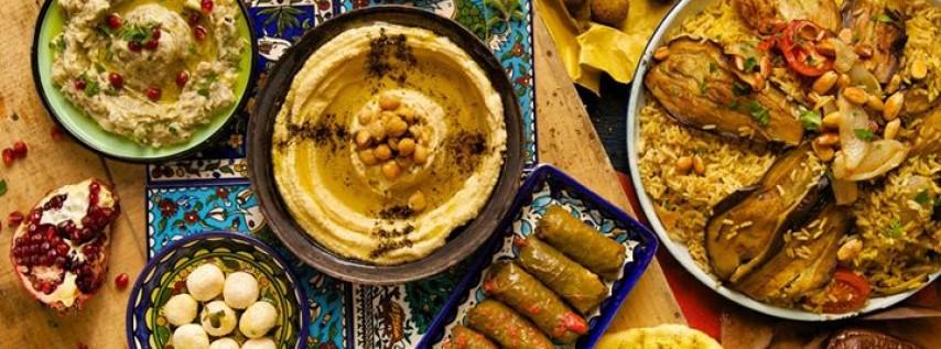 Asmaa's Kitchen OC