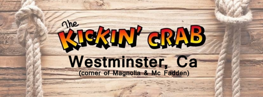 The Kickin' Crab in Westminster on Magnolia St.