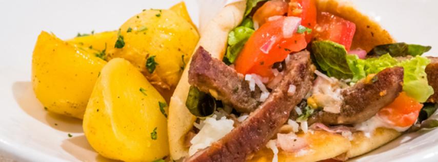 Olive Pit Grill - Brea