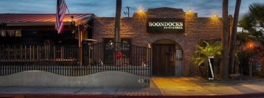 Boondocks Patio & Grill