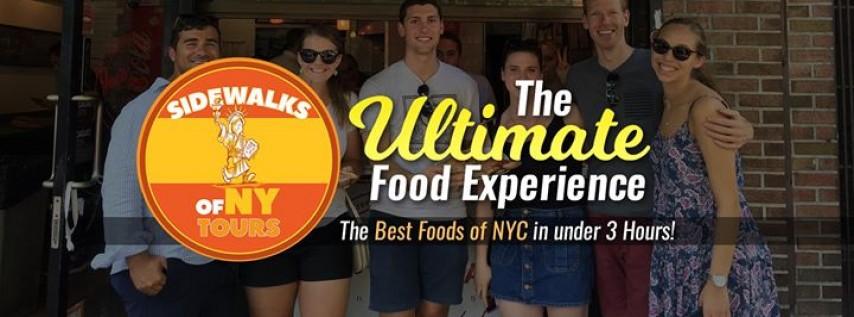 Sidewalk Food Tours of New York