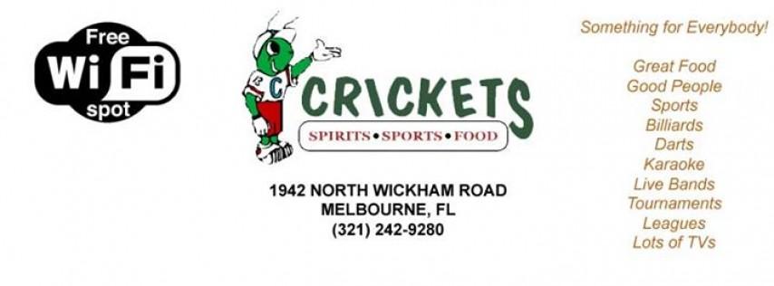 Crickets Spirits Sports & Food