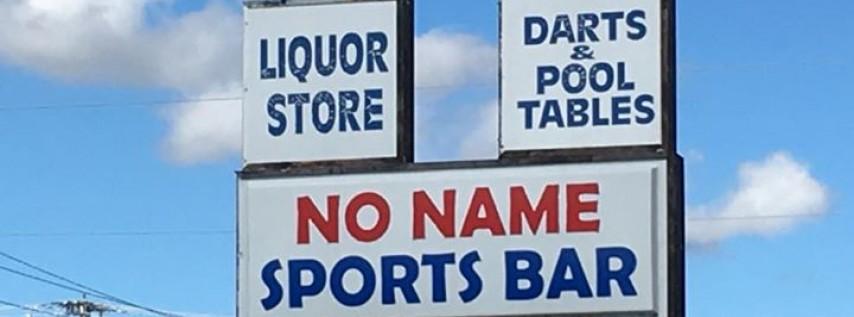 No Name Sports Bar