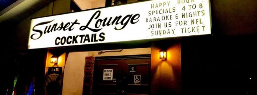 The Sunset Lounge, Fullerton CA