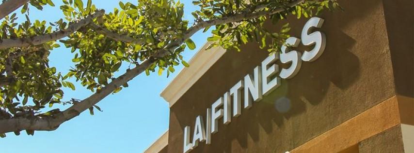 LA Fitness - FOUNTAIN VALLEY