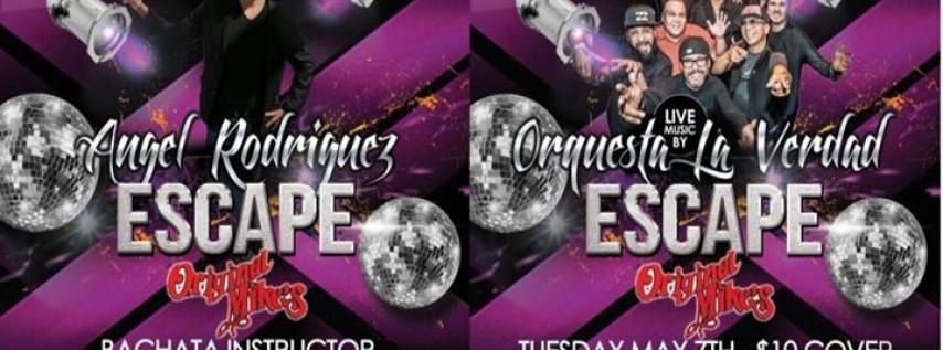 Escape Tuesdays Salsa & Bachata