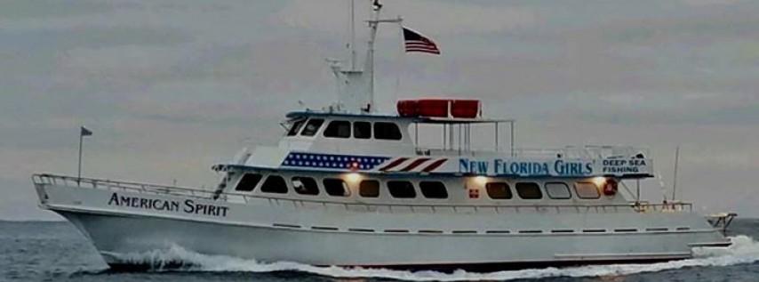 American Spirit Party Boat
