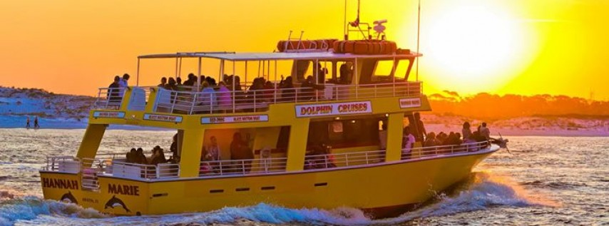 Olin Marler Charter Fishing and Dolphin Cruises