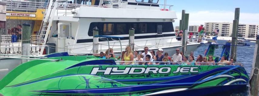 Hydrojet Boats