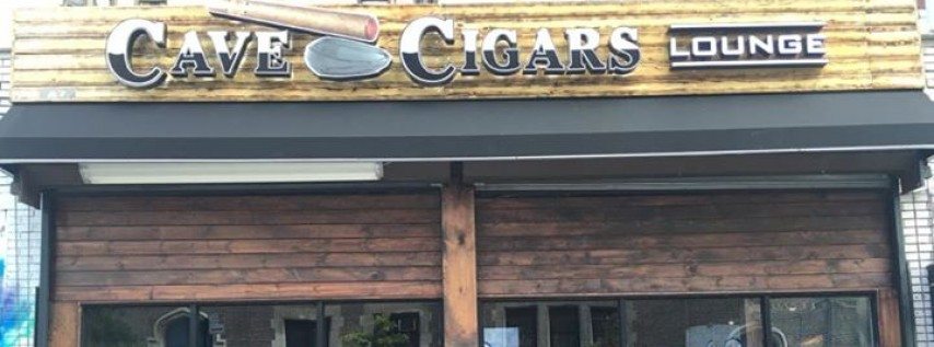 Cave Cigars lounge