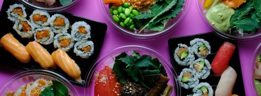 Big Eye Sushi