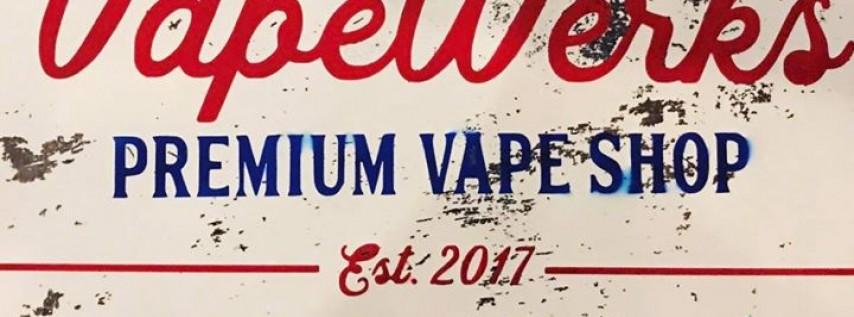 Vapewerks Premium Vape Shop - Bar - Hagerstown - Cumberland