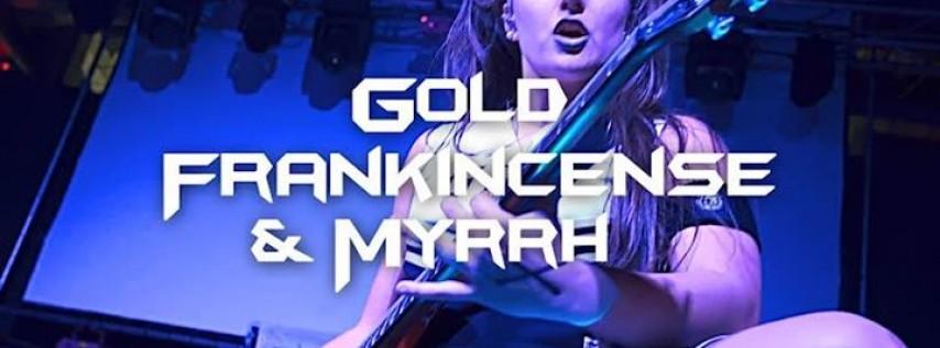 Gold Frankincense & Myrrh
