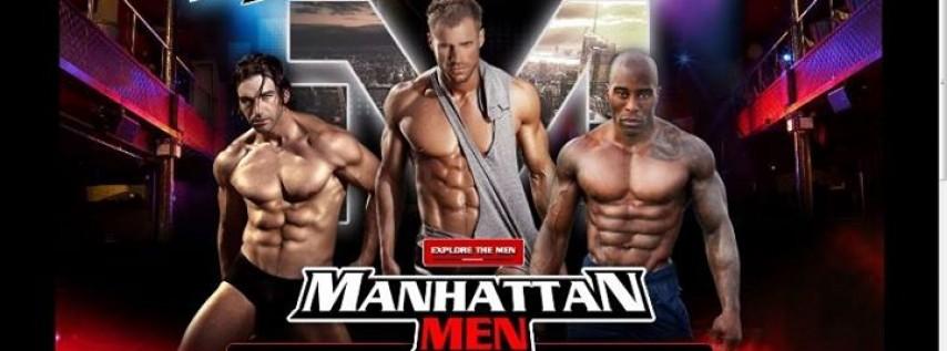 Manhattan Men Male Strippers