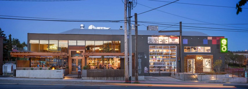 evo Seattle Store