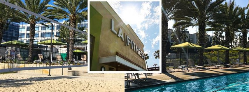 LA Fitness - MESA/UNIVERSITY