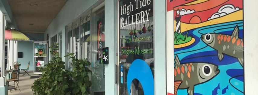 High Tide Gallery St. Augustine FL