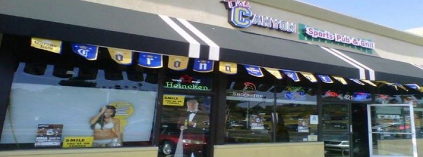 The Canyon Sports Pub & Grill