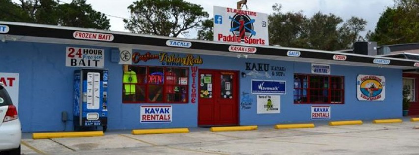 St Augustine Paddle Sports