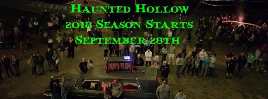 Haunted Hollow VA