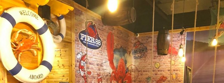 Pier 88 Boiling Seafood and Bar