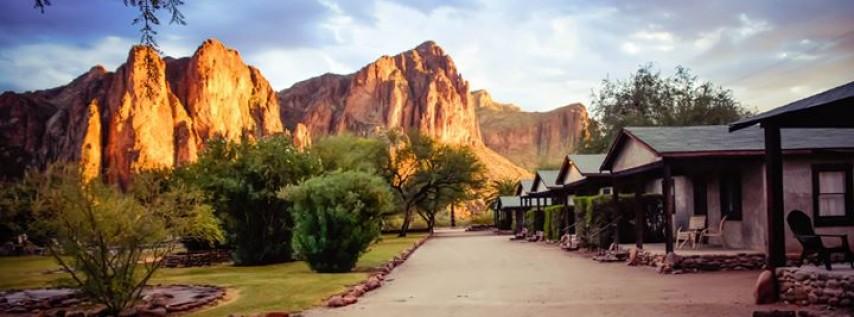 Saguaro Lake Guest Ranch, Mesa AZ
