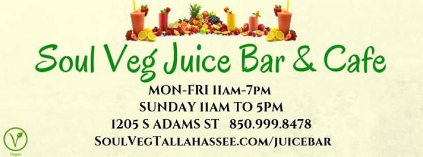 Soul Veg Juice Bar & Cafe