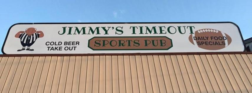 Jimmy's Timeout Sports Pub