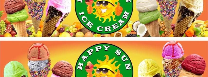 HAPPY SUN ICE CREAM