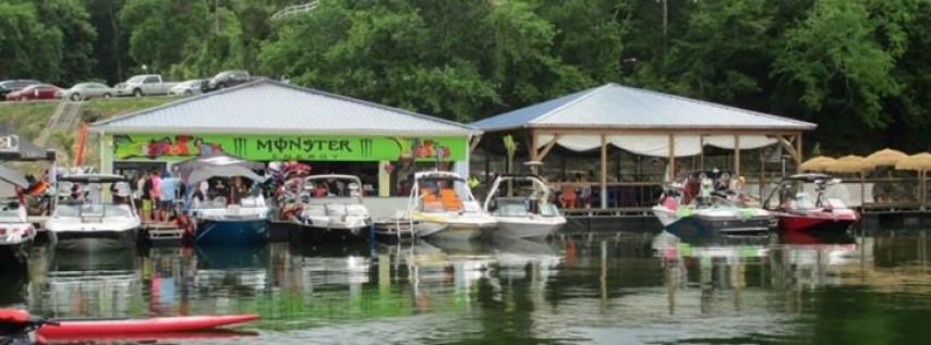 Fishlipz Resort and Grill at Pate's Ford Marina