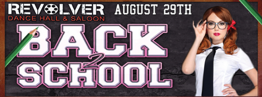 Revolver Dance Hall & Saloon