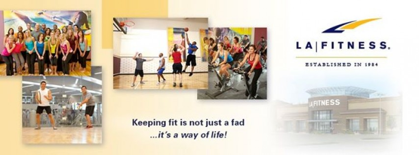 LA Fitness - WESTFIELD