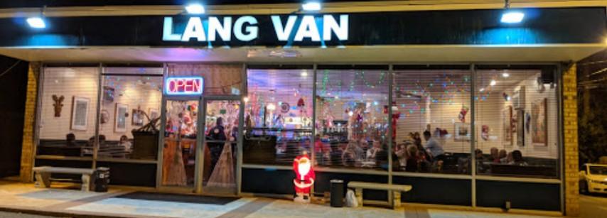 Lang Van Vietnamese Restaurant