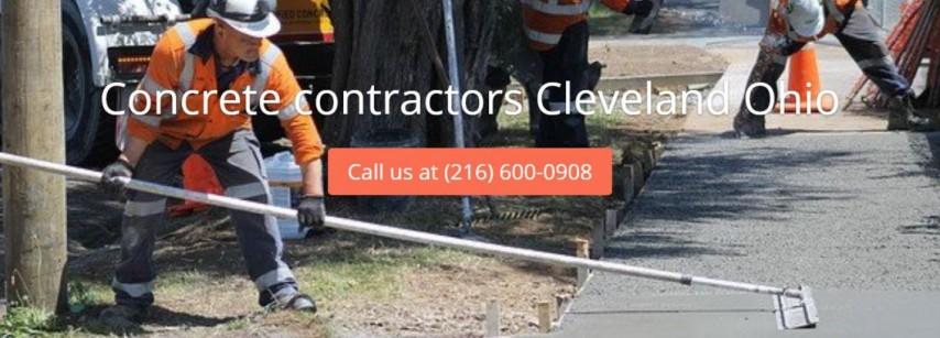 CONCRETE CONTRACTORS CLEVELAND OHIO