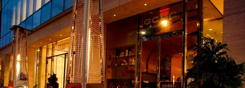 GCDC Grilled Cheese Bar