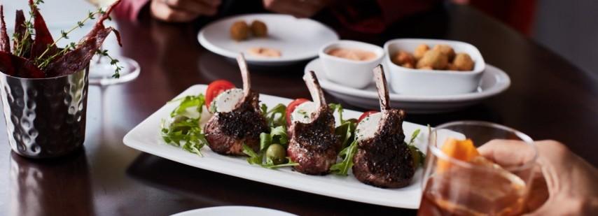 Fleming's Prime Steakhouse & Wine Bar | Woodlands Mall