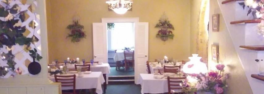 The Iron Skillet Restaurant