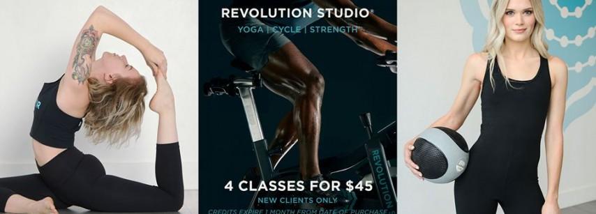 Revolution Studio River Oaks