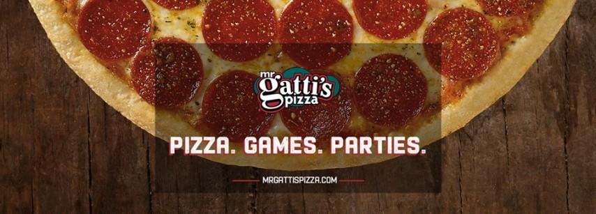 Mr Gatti's Pizza   Kyle
