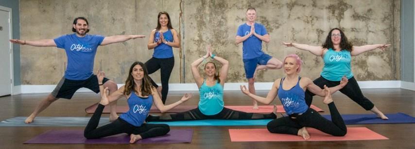 City Yoga Dallas