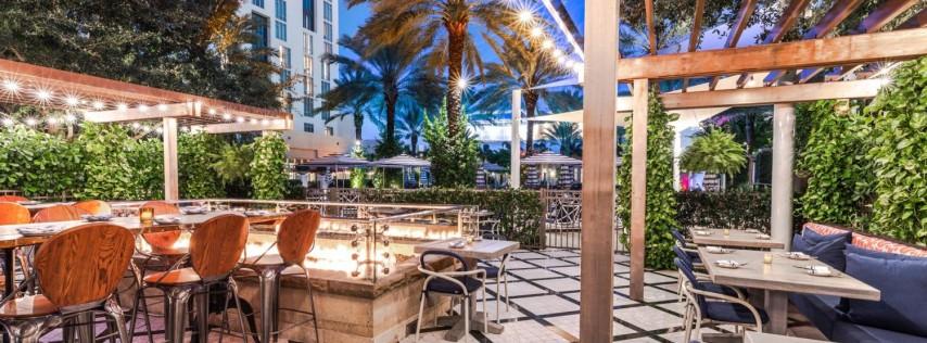 Galley at Hilton West Palm Beach