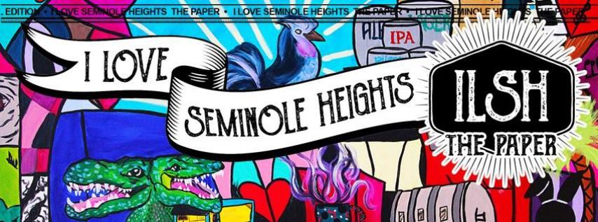 I Love Seminole Heights