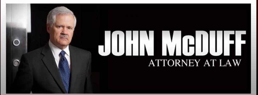 John McDuff, Attorney at Law