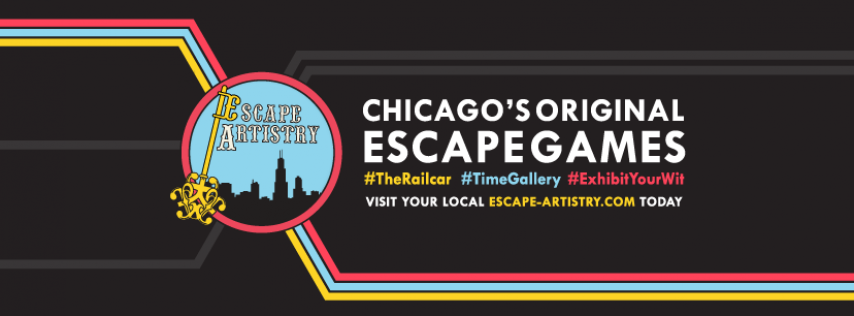 Escape Artistry - Time Gallery