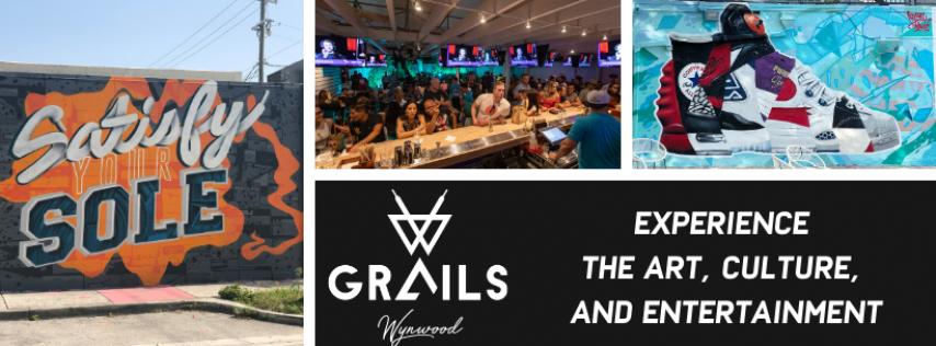 Grails Miami