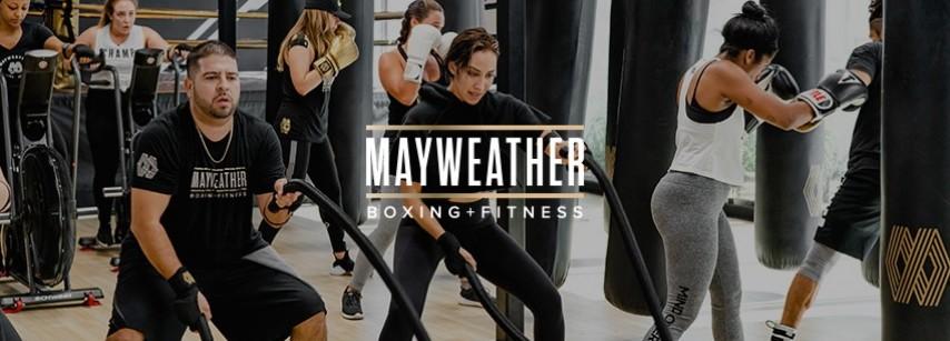 Mayweather Boxing + Fitness   Largo