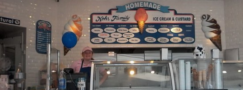 Kohr's Family Frozen Custard and Ice Cream   Clearwater
